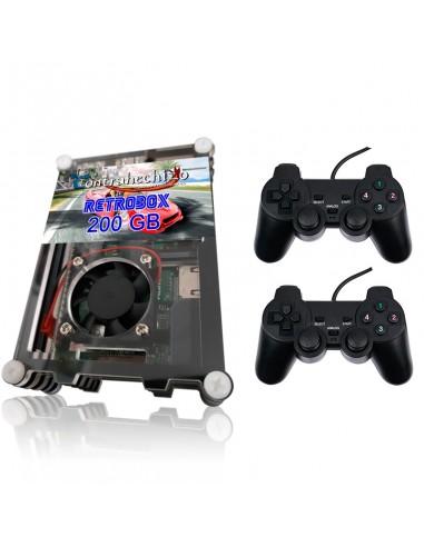 Consola Retrobox 200Gb