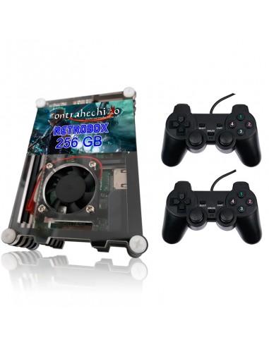 Consola Retrobox 256Gb